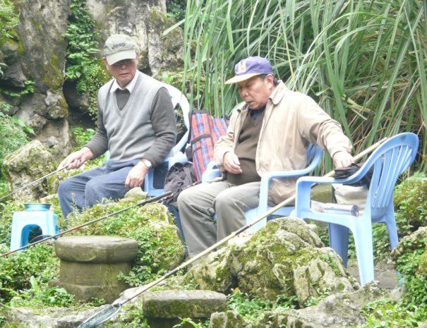 Parc a Chengdu