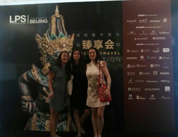 Au LPS de Pekin