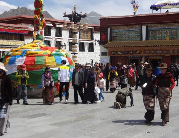 Lhassa Tibet