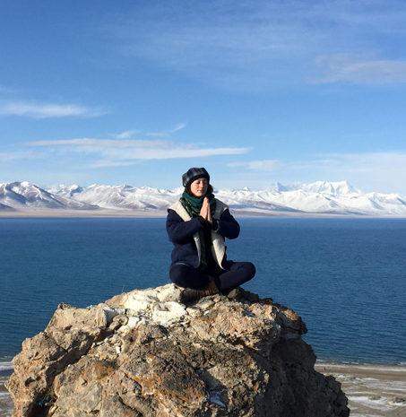 lac Namtso tibetain
